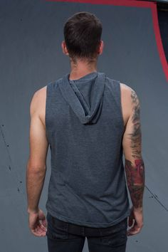 Mens Casual Pure Color Crew Neck Lets Bring in The New Year Fitness Tank Undershirts