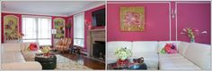 Splash Some Cheerful Raspberry Hues in Your House!