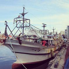 "@Graham Budd's photo: ""Squid boat. #sokcho #southkorea #korea #epik"""