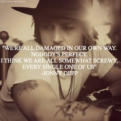 We're all damaged