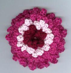 Free Crochet Mum Pattern by skamama