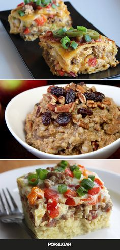 Slow-cooker breakfasts that support your weight-loss goals.