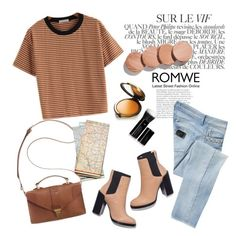 """""""Romwe contest"""" by helenevlacho ❤ liked on Polyvore featuring Bela, LIU•JO, Madewell, Emerson and romwe"""