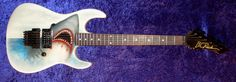 MARK KENDALL of GREAT WHITE BC RICH ST USA GUITAR - CELEBRITY OWNED - STAGE USED-  jA