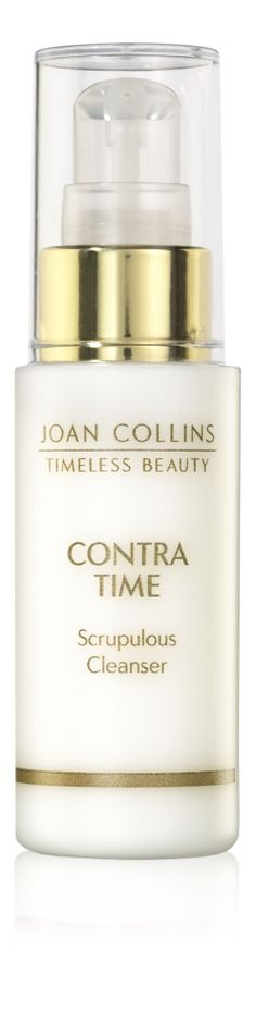 CONTRA TIME - Scrupulous Cleanser - Miniature 12ml Part of the Skin Care Try Me Kit. #ScrupulousCleanser #Scrupulous #Cleanser #DailyBeautyRoutine #Beauty #Face #SkinCare #SuitableforallSkin #ContraTime #liftingeffect #firming #hydrating #moisturising #calming #soothing #travel #travelsized #miniature Discovery Kit, Daily Beauty Routine, Joan Collins, Timeless Beauty, Calming, Cleanser, Perfume Bottles, Skincare, Miniatures