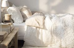 17+Ways+To+Make+Your+Bed+The+Coziest+Place+On+Earth
