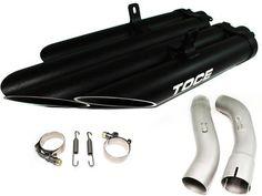 Toce 2004-2006 Yamaha R1 T-Slash Slip-On Exhaust System