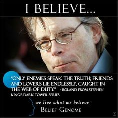 Book Writer, Book Nerd, Enemies Quotes, Stephen King Quotes, Steven King, King Book, Speak The Truth, Faith Quotes, Book Recommendations