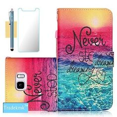 Note 5 Case, Galaxy Note 5 Case, Tradekmk(TM)[Sunset Pattern][Wristlet]PU Leather Case Samsung Galaxy Note 5 Case, [+Stylus+Screen Protector+Cleaning Cloth] Wallet Case For Samsung Galaxy Note 5 #Note5case #Galaxynote5case http://www.amazon.com/Tradekmk-Pattern-Wristlet-Protector-Cleaning/dp/B0166L56UA/