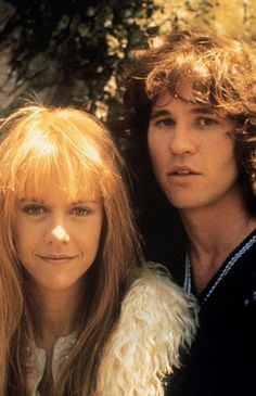 "Val Kilmer and Meg Ryan in ""The Doors"" (1991). COUNTRY: United States. DIRECTOR: Oliver Stone."