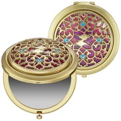 Disney Jasmine Collection Palace Jewel Compact Mirror by Sephora