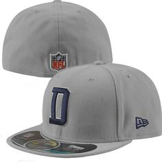 4dc3be3fd3ce2 Dallas Cowboys New Era NFL D 59Fifty Fitted Hat Gray DPS 1017599 1017664  Cowboys