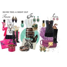 A Night Out, created by jes-with-one-ess on Polyvore