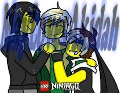 Lego ninjago OCS #1020 by MaylovesAkidah