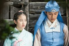 Queen for Seven Days - episodes *Park Min Young, *Yeon Woo Jin, *Lee Dong Gun, & Chansung supporting role. /the tragic love story between King Jungjong and his wife Queen Dangyeong. Korean Wave, Korean Men, Korean Girl, Korean Traditional, Traditional Outfits, Queen For Seven Days, Seung Hwan, Tragic Love Stories, Kbs Drama