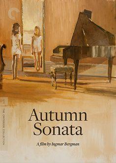 Autumn Sonata (1978) - The Criterion Collection.  Bergman and Bergman.