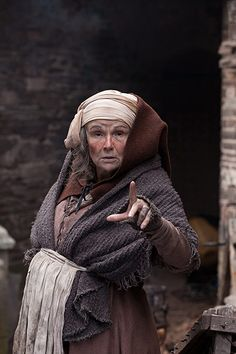 The Hollow Crown: Henry IV, Part 1. Julie Walters as Mistress Quickly