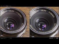 Giedphoto - YouTube    Isco Gottingen 28mm vs Pentacon Electic MC 29mm lense test 3/3