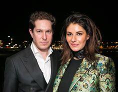 Marc Freeman and Camilla Freeman-Topper of CAMILLA AND MARC