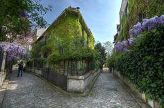 Square des peupliers Paris XIII