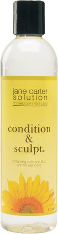 Condition & Sculpt from Jane Carter Solution available on www.naella.com