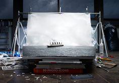 Titanic recreation / Joakim Cortis & Adrian Sonderegger