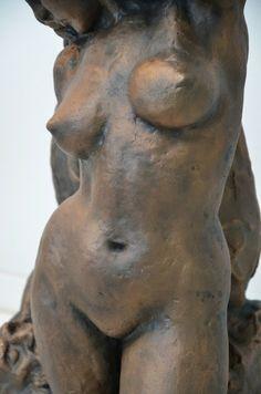 HerStory -Mantan historia ploki: taide. Yrjö Liipolan patsas.