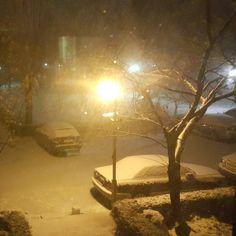 이밤에 눈오면 낼아침은? 그래도 좋다^^