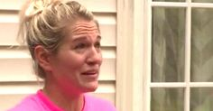 She Notices A Strange Animal In Her Neighbor's Yard. Then She Takes A Closer Look And Sees It... -       U  nfortunately, it's common to see missing pet signs plastered throughout neighborhoods. Sometimes it's someone's dog who ran away, or a ...