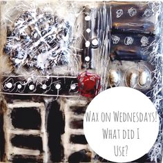 Wax on Wednesdays Encaustic Painting What DId I Use ?