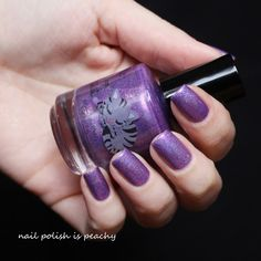 Eat Sleep Polish - Purple Rain Purple Rain, Eat Sleep, Nail Polish, Nails, Beauty, Finger Nails, Ongles, Nail Polishes, Cosmetology