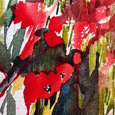 2015 Nancy Murphree Davis nmdART.com Instagram Users, Instagram Posts, Memorial Day, Memories, Watercolor, Artwork, Painting, Image, Pen And Wash