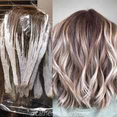 """3,312 Likes, 39 Comments - Michigan Balayage   BL❄️NDE (@catherinelovescolor) on Instagram: """"✨Cinnamon & Sugar Swirls✨ @oligopro blacklight clay lightener with a dash of cool Tone! Glazed…"""""""