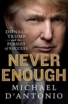 Never Enough: Donald Trump and the Pursuit of Success. By Michael D'Antonio. Call # MCN 333.33 TRU