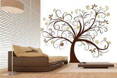 Wandtattoo Zauberbaum XXXL (Größe: 1,62m Breit x 1,80m Hoch) Baum hat langen Stamm Wandmotiv Wanddeko Wandgestaltung wandmotiv24 http://www.amazon.de/dp/B00243ZBFK/ref=cm_sw_r_pi_dp_KhNNwb06C9NNK