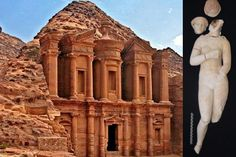 MessageToEagle.com –Archaeologists excavating in Jordan have unearthed ancient mythological statues of goddess Aphrodite and God Cupid. These ancient artifacts are without doubt a significant and precious find as they offer more clues about the ancient Nabatean city of Petra in Jordan. The artifacts were found by a group from North Carolina State University and East …
