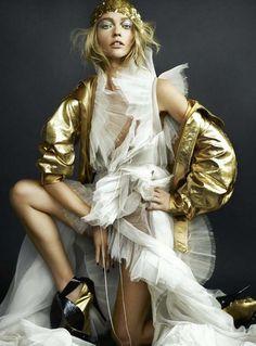Fashion Fashion Fashion Gold Luxe Couture