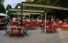 Biergarten München - Könglicher Hirschgarten Restaurant, Patio, Spaces, Outdoor Decor, Home Decor, Viajes, Decoration Home, Terrace, Room Decor