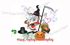 Happy Anything & Everything Card  Christmas by AnnKayGreetingCards, $5.50