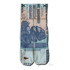 One Hundred Trillion Dollars Socks