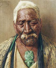 Thoughts of a Tohunga: Wharekauri Tahuna, Tuhoe Tribe. Pinned by Keva xo. New Zealand Image, New Zealand Art, Maori Face Tattoo, Maori Tattoos, Polynesian People, Maori People, Maori Designs, Nz Art, Maori Art