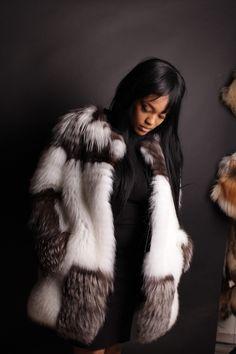 Fur coats custom made from Russian manufacturer Arctic-store.com