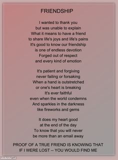 Image detail for -FRIENDSHIP POEM « MOSSAVI MODEL – expression of thoughts