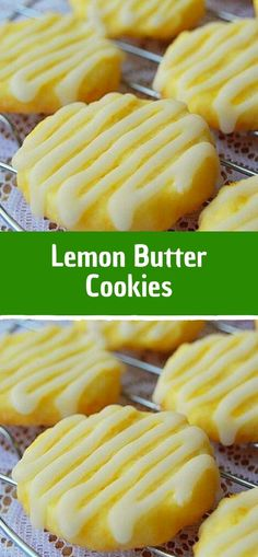 Citrus fruits are at their seasonal peak during the darkest and coldest part of the year (now), and these Lemon Butter Cookies are just the ticket to remind me that summer, okay spring, is okay weeks away. Lemon Desserts, Lemon Recipes, Fun Desserts, Fast Recipes, Simple Recipes, Best Dessert Recipes, Cookie Recipes, Vegan Shortbread, Oreo