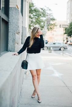 7c7ee97095d Chic of the Week  Lauren s Trendy Turtleneck