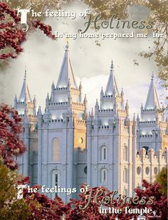 LDS Temple poster free download