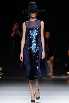 Duyos - Runaway Mercedes Benz Fashion Week Madrid Fall-Winter 2013/2014