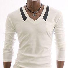 SLS Distributors Mens Boutique, LLC - Long Sleeve V-Neck Tee, $23.89 (http://www.slsdistributors.com/tees/long-sleeve-v-neck-tee/)