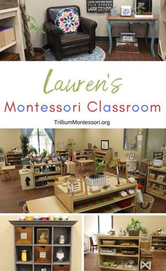 "The post ""A tour of Lauren& Montessori classroom"" appeared first on Pink Unicorn Classroom Montessori Classroom Layout, Montessori Elementary, Montessori Preschool, Classroom Setup, Preschool Classroom, Classroom Tools, Classroom Environment, Classroom Design, Elementary Teacher"