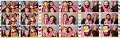 {Wedding Entertainment: Four Reasons to Consider Using a Photobooth} || The Pink Bride www.thepinkbride.com || Images courtesy of Hotshots Photobooth || #photoboothfun #photoboothwedding